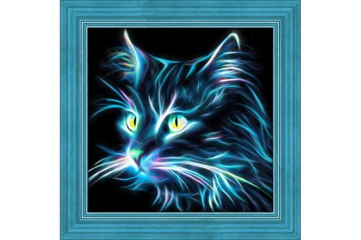 Diamond Painting Artibalta - NEON CAT