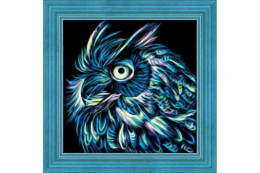 Diamond Painting Artibalta - NEON OWL
