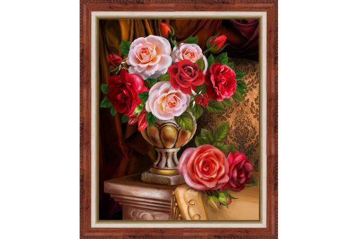 Diamond Painting Artibalta - NOBLE ROSES