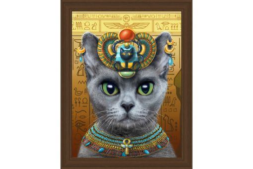 Diamond Painting Artibalta - BASTET