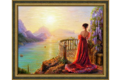 Diamond Painting Artibalta -AT SUNSET