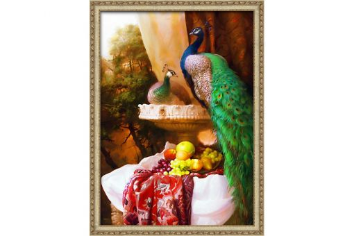 Diamond Painting Artibalta - PEACOCKS