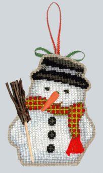 Le Bonheur des Dames - Snowman