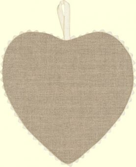 Herz zum Besticken