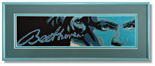 Ludwig van Beethoven Collection - azur