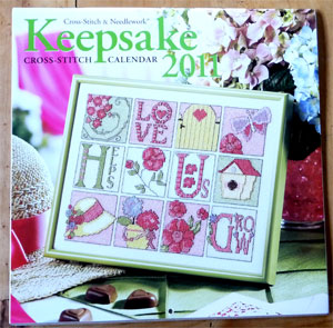 Better Homes & Garden Keepsake 2011 Kalender