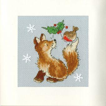 Bothy Threads - Christmas Card – CHRISTMAS FRIENDS