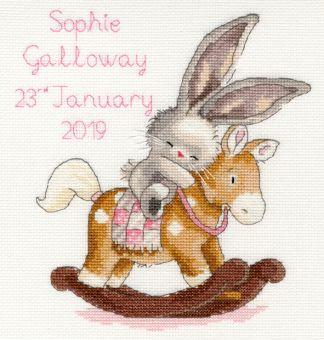 Bothy Threads - Rock A Bye Bunny