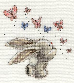 Bothy Threads - Butterflies