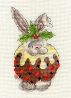 Bothy Threads - Christmas Pudding
