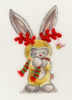 Bothy Threads - Bebunni - Rudolf