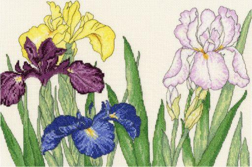Bothy Threads - Irises