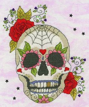 Bothy Threads - Sugar Skull
