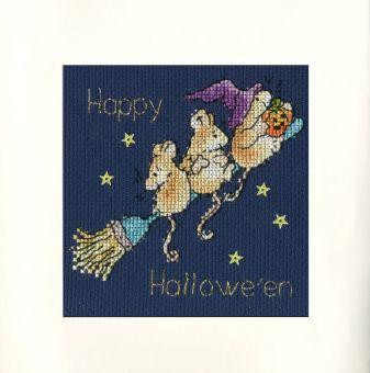 Bothy Threads - Starry Night Grußkarte