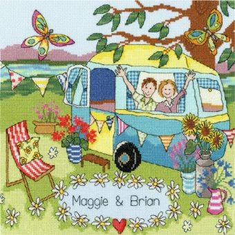 Bothy Threads - Our Caravan