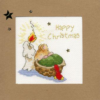 Bothy Threads - Christmas Card – First Christmas