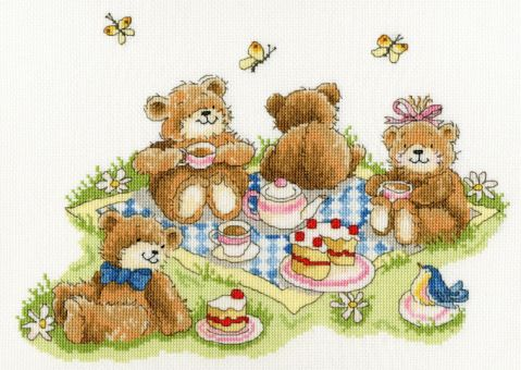 Bothy Threads - Teddy Bear's Picnic