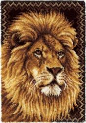 Caron Knüpfpackung - Lion