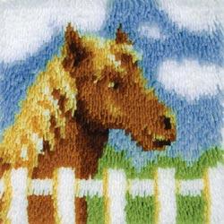 Caron Latch Hook Kit - Pony