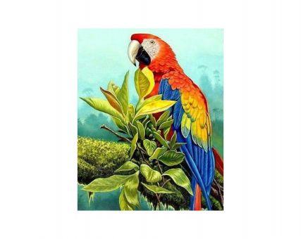 Diamond Embroidery/ Diamond Painting - Exotic bird