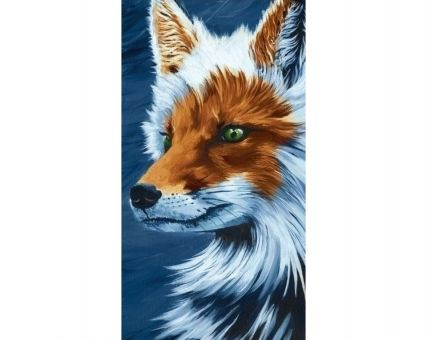 Diamond Embroidery/ Diamond Painting - Sly Fox