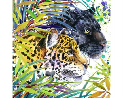Super SALE Diamond Embroidery/ Diamond Painting - Predators