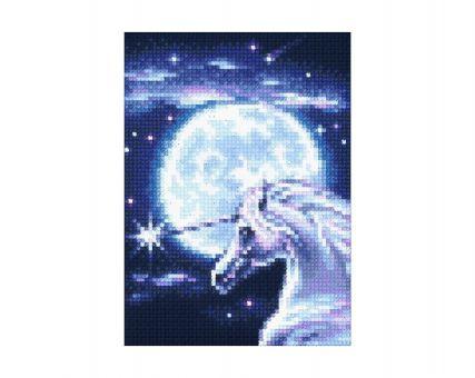 Diamond Embroidery/ Diamond Painting - Unicorn