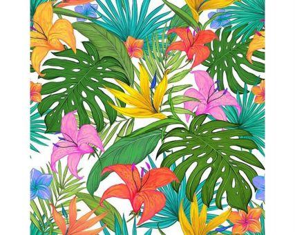Diamond Embroidery/ Diamond Painting - Tropics
