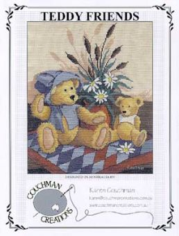 Couchman Creations - Teddy Friends