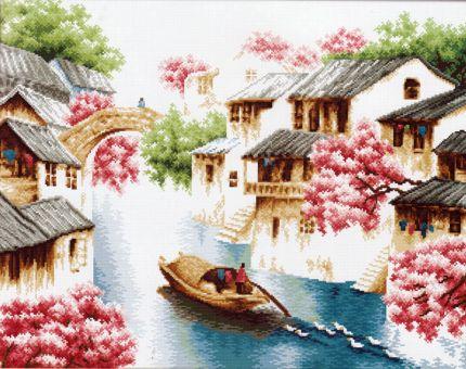CSC Gold Premium Edition - Dorf am Fluß