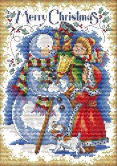 CSC Gold Premium Edition - Wir bauen einen Schneemann...Merry Christmas