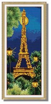 Super SALE CSC Gold Edition - Eiffelturm - Tour Eiffel