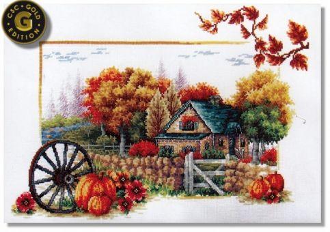 CSC Jahreszeiten Saga 1 - Traumhafte Herbstidylle