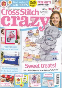 Cross Stitch Crazy - Ausgabe 228