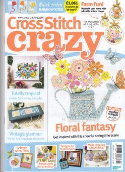 Cross Stitch Crazy - Ausgabe 253
