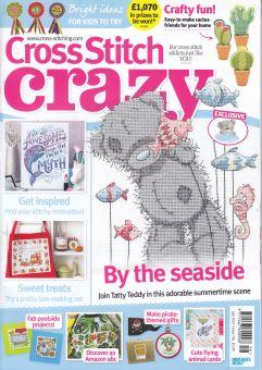 Cross Stitch Crazy - Ausgabe 256