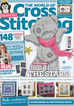 The World Of Cross Stitching - Issue 276