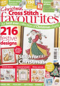 Cross Stitch Favourites - Special issue Christmas 2019