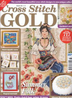 Cross Stitch Gold - Issue 137