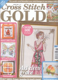 Cross Stitch Gold - Issue 146