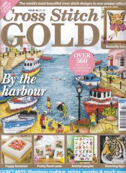Cross Stitch Gold - Ausgabe 147