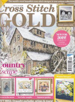 Cross Stitch Gold - Ausgabe 152