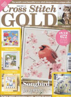 Cross Stitch Gold - Ausgabe 153