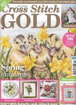 Cross Stitch Gold - Issue 154