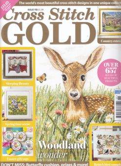 Cross Stitch Gold - Ausgabe 155