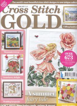 Cross Stitch Gold - Ausgabe 157
