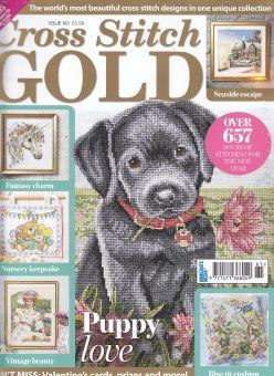 Cross Stitch Gold - Issue 161