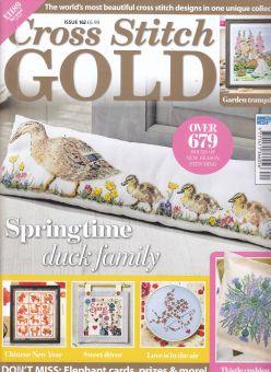Cross Stitch Gold - Ausgabe 162