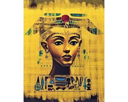 Diamond Embroidery/ Diamond Painting - Nefertari