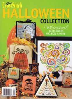 Just CrossStitch - Halloween Collection Book 2011